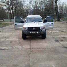Mitsubishi, An Fabricatie: 1999, Motorina/Diesel, 2800 cmc, PAJERO