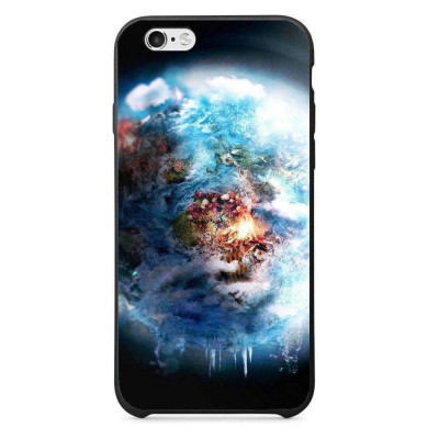 Husa Fantasy Icey Planet APPLE Iphone 6 foto