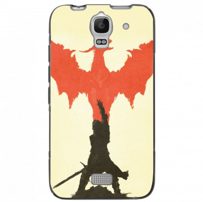 Husa Dragon Slayer HUAWEI Ascend Y360 foto