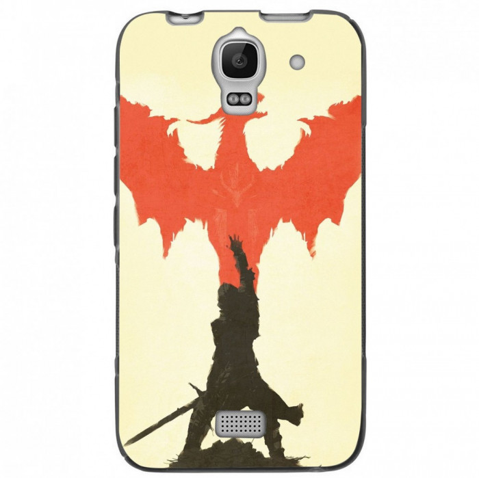Husa Dragon Slayer HUAWEI Ascend Y360 foto mare