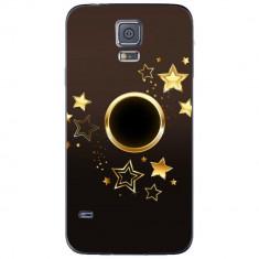 Husa Goldy Star SAMSUNG Galaxy S5 - Husa Telefon