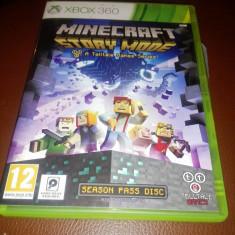 Minecraft Story Mode Xbox 360 - Jocuri Xbox 360