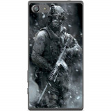 Husa Grey Soldier Sony Xperia Z5 Compact