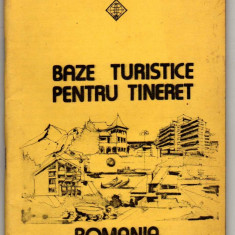 UTC - BTT BAZELE TURISTICE PENTRU TINERET