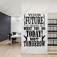 Sticker - Motivational - The Future
