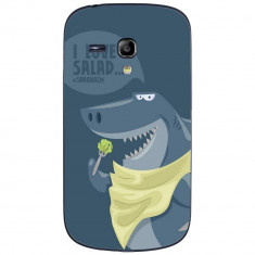 Husa Go Vegan SAMSUNG Galaxy S3 Mini