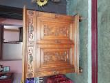 Comoda stil Parisienne din lemn de stejar, vechi de cca 130 de ani