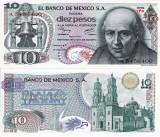 MEXIC 10 pesos 1977 UNC!!!