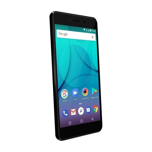 Smartphone Allview P9 Life 16GB Dual Sim 4G Black foto mare