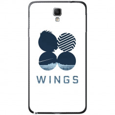 Husa Blue Wings SAMSUNG Galaxy Note 3 Neo - Husa Telefon