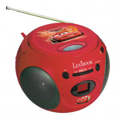 BOOMBOX CU CD DISNEY CARS - CD player
