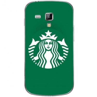 Husa Green Starbucks SAMSUNG Galaxy S Duos foto