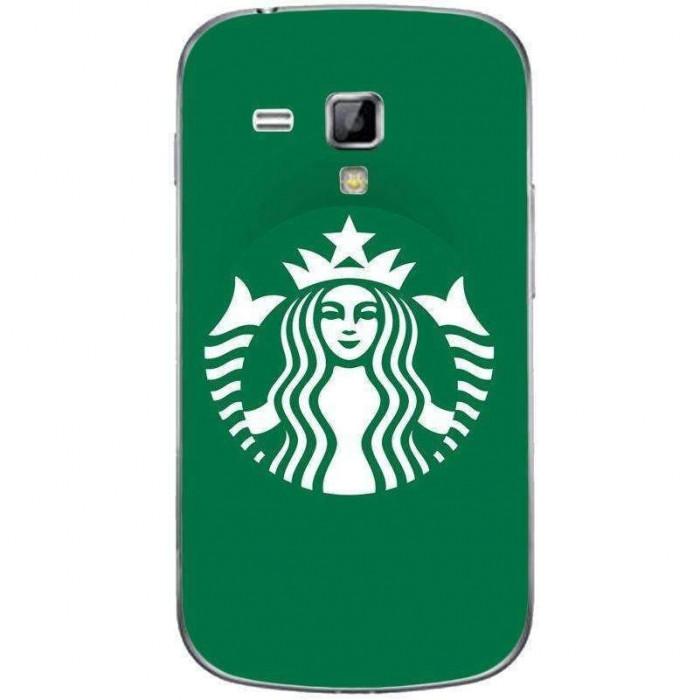 Husa Green Starbucks SAMSUNG Galaxy S Duos foto mare