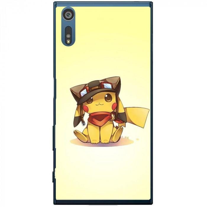 Husa Cute Pikachu Sony Xperia Xz foto mare