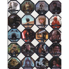 Cartonase de colectie STAR WARS - 1 leu bucata indisponibil momentan
