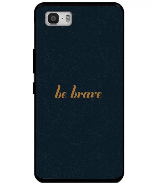Husa Be Brave ASUS Zenfone 3 S Max Zc521tl foto mare