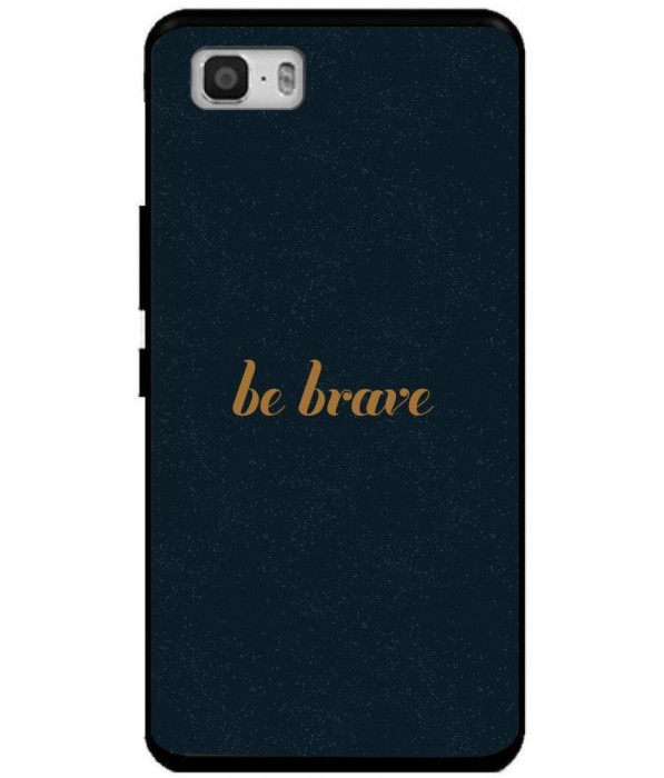 Husa Be Brave ASUS Zenfone 3 S Max Zc521tl