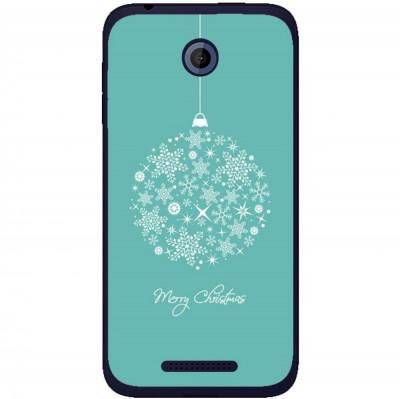 Husa Christmas Globe HTC Desire 510 foto
