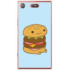 Husa Da Burger Sony Xperia Xz1 Compact - Husa Telefon