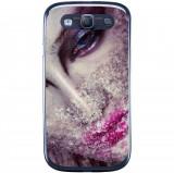 Husa Frozen Face Samsung Galaxy S3 Neo I9301 S3 I9300