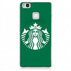 Husa Green Starbucks HUAWEI Ascend P9 Lite