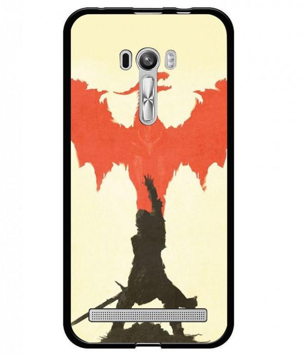 Husa Dragon Slayer ASUS Zenfone Selfie Zd551kl foto mare