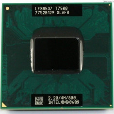 INTEL Pentium Core 2 Duo T7500 SLAF8 socket P 478 p478 Peste t7300 t7100 ca NOU - Procesor laptop