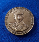 Medalie General de divizie Stefan Gusa