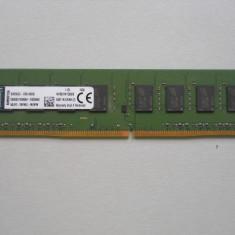 Memorie Ram Kingston 8GB DDR4 2133MHz., DDR 4, 8 GB, Peste 2000 mhz