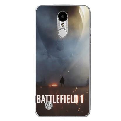 Husa Battlefield 1 LG K4 2017 foto mare