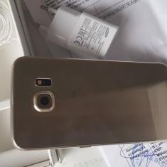 Samsung S6 edge gold - Telefon Samsung, Auriu, 32GB, Neblocat