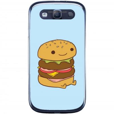 Husa Da Burger Samsung Galaxy S3 Neo I9301 S3 I9300 foto
