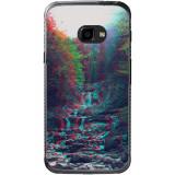 Husa Glitchy Forest Samsung Galaxy Xcover 4