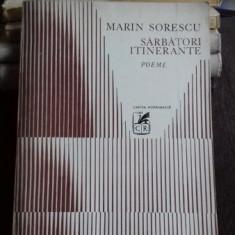 SARBATORI ITINERANTE - MARIN SORESCU