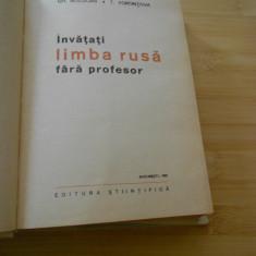 GH. BOLOCAN--INVATATI LIMBA RUSA FARA PROFESOR