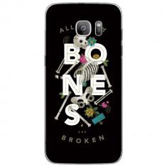 Husa Broken Bones SAMSUNG Galaxy S7 Edge