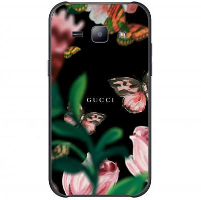 Husa Gucci Plant SAMSUNG Galaxy J1 Ace foto
