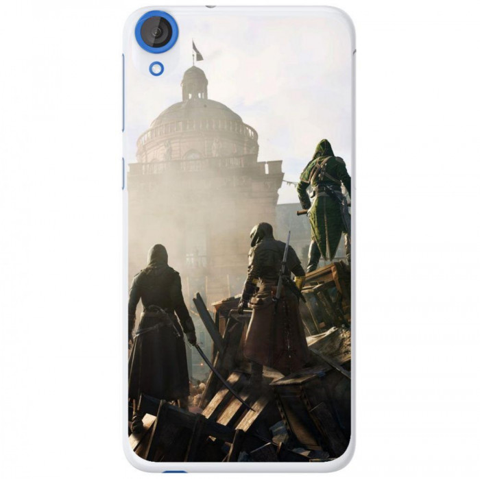 Husa Assasins Creed HTC Desire 820 foto mare