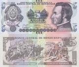 HONDURAS 5 lempiras 2014 UNC!!!