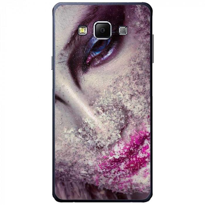 Husa Frozen Face SAMSUNG Galaxy A7
