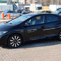 Honda Civic, garantie 2021, An Fabricatie: 2016, 12500 km, Benzina, Hatchback