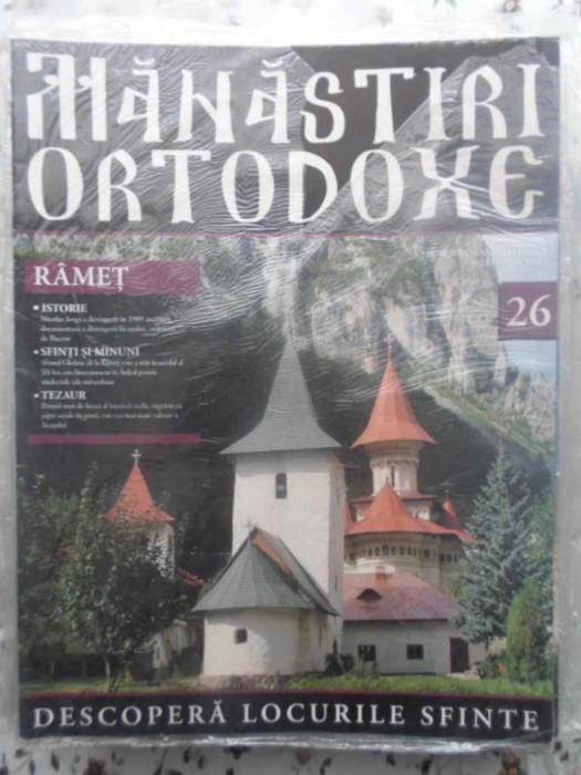 Manastiri Ortodoxe Vol.26 Ramet - Colectiv ,414724 foto mare