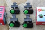 Set 4 Avertizori Senzor Sonor pentru pus Direct pe Lanseta Incluse Bateriile, Electronice
