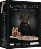 Paper Puzzle 4D Cityscape Game of Thrones- Kings Landing