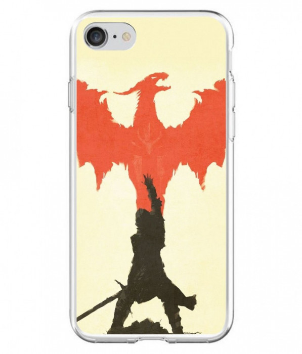 Husa Dragon Slayer APPLE Iphone 7 foto mare
