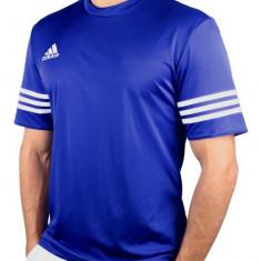 In STOC! Tricou Adidas Entrda 14 Albastru - Original - Marimea M - Poliester - Tricou barbati Adidas, Marime: M/L