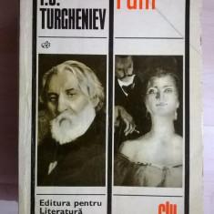 I. S. Turgheniev - Fum - Roman