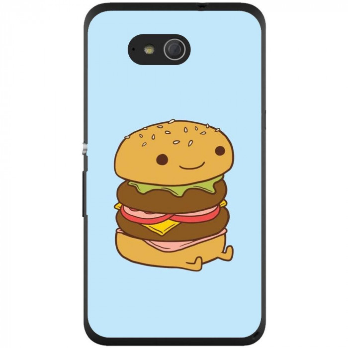Husa Da Burger Sony Xperia E4g E2003