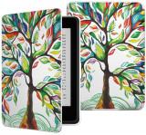 Husa Slim TREE pentru ebook Kindle PaperWhite 6, Oem