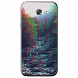 Husa Glitchy Forest SAMSUNG Galaxy A7 2016